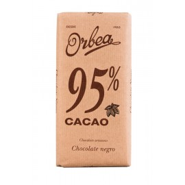 CHOCOLATE ARTESANO 95% CACAO